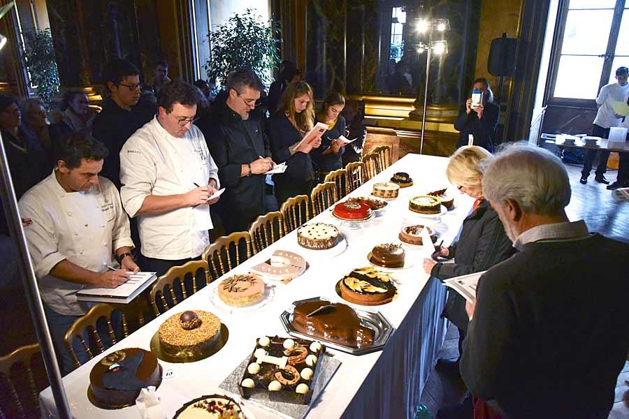 Salon du chocolat à Fontainebleau