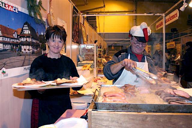 Salon gastronomique à Savigny sur Orge